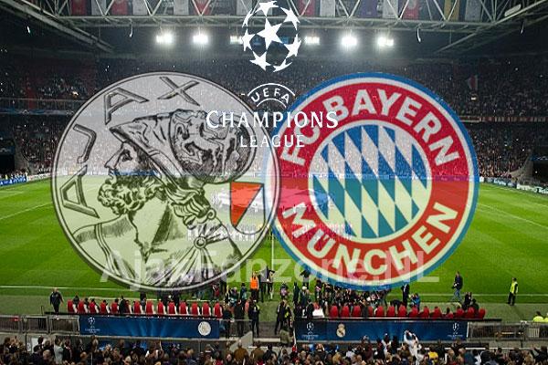 Ajax alleen bij winst op Bayern München groepswinnaar Groep E