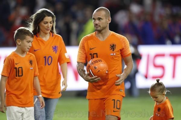 Sneijder: 'Ajax gaat door naar kwartfinale ten koste van Madrid'