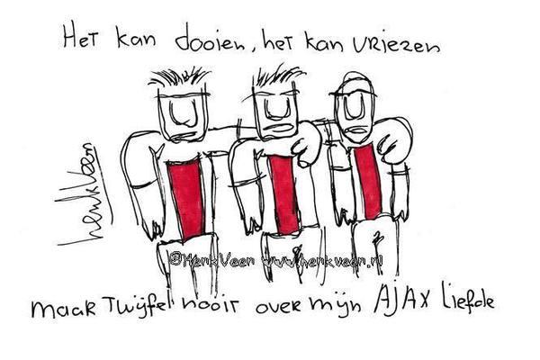 Gametalk Fortuna Sittard – Ajax: Volg de wedstrijd via ons Twitter account en/of praat mee en win!