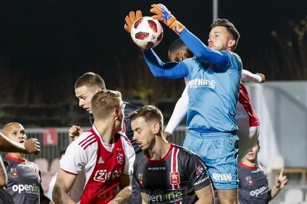 Jong Ajax verliest thuisduel van MVV: 0-1