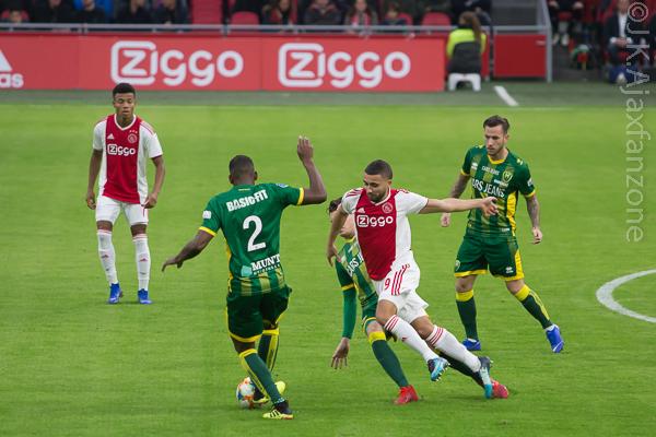Fotoverslag Ajax - ADO