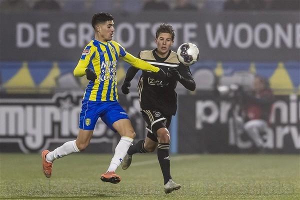 Jong Ajax onderuit bij RKC Waalwijk: 4-1