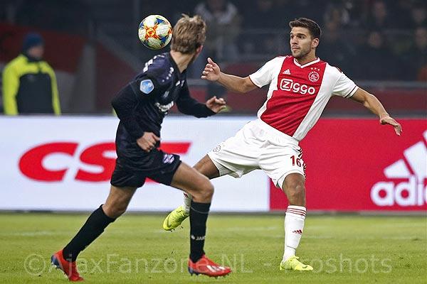 'Technische staf Ajax ontevreden over twee Ajacieden'