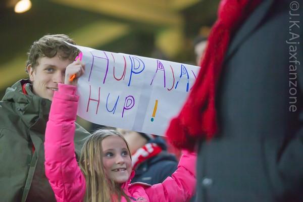Fotoverslag Ajax - VVV
