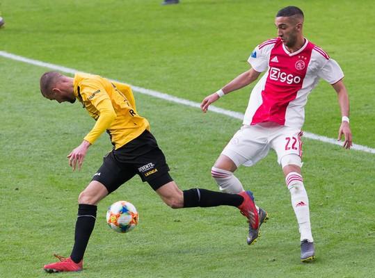 Fotoverslag Ajax - NAC