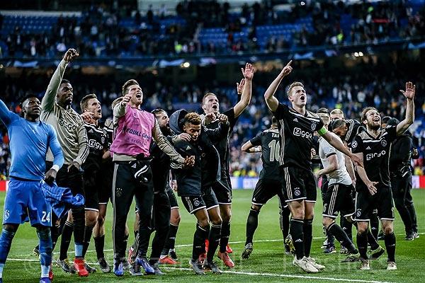 Wederopstanding Nederland op UEFA-lijst dankzij Ajax
