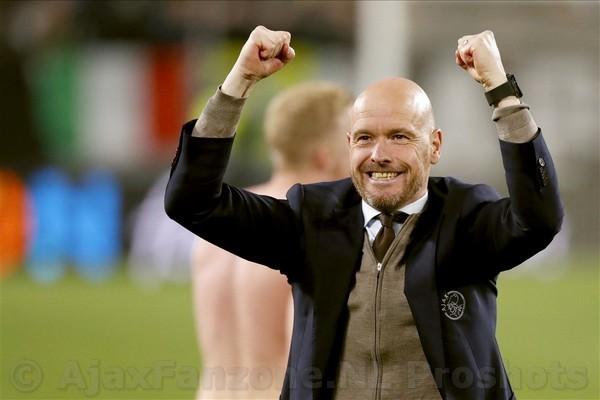 'Tottenham in gesprek met Erik ten Hag die voor Frankfurt te duur blijkt'