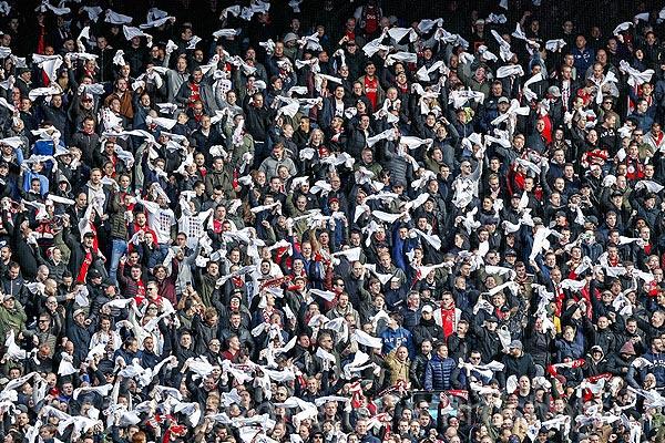 Alle Ajax-seizoenkaarten 2021/2022 uitverkocht