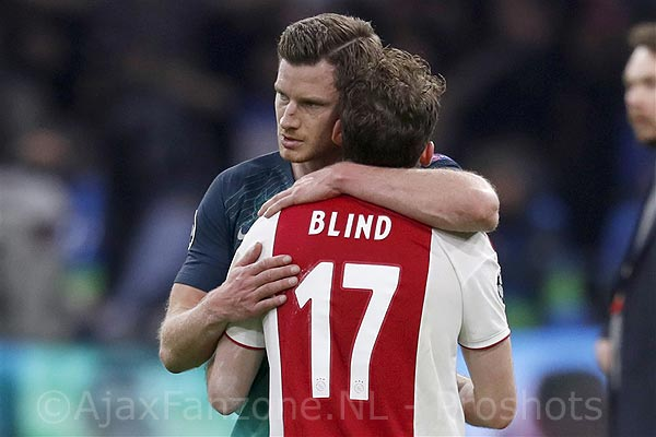 'Vertonghen aast op transfer en is in beeld bij Bayer Leverkusen'