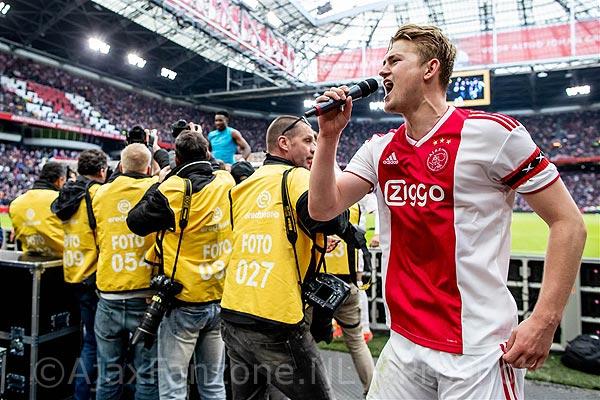 De Telegraaf: 'PSG maakt van komst De Ligt prestige zaak'