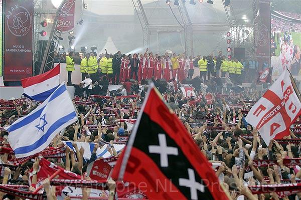 Halsema: 'Geen huldiging bij Ajax-titel; denken na over alternatieve huldiging'