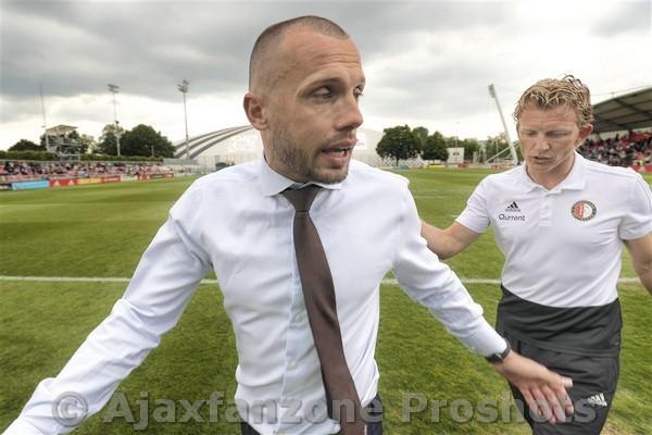 Kampioenswedstrijd Ajax O19 zaterdag uitgespeeld