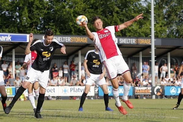 Quick'20 - Ajax live op ESPN, 1500 toeschouwers toegestaan