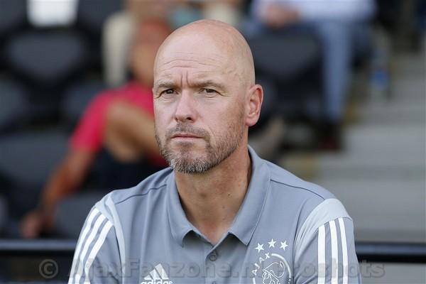 Ten Hag: 'FIFA-nominaties is compliment voor Nederlands voetbal'