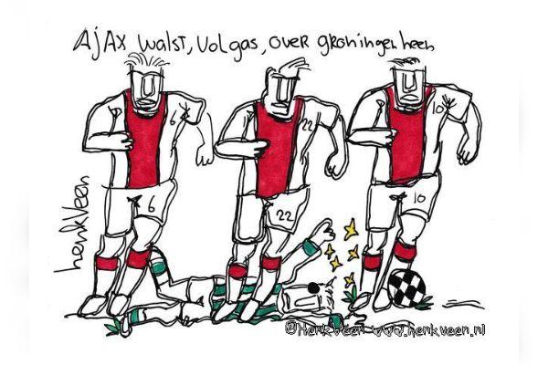 Gametalk Ajax – FC Groningen: Al het nieuws over deze wedstrijd. Volg de wedstrijd live via ons Twitter account en win!