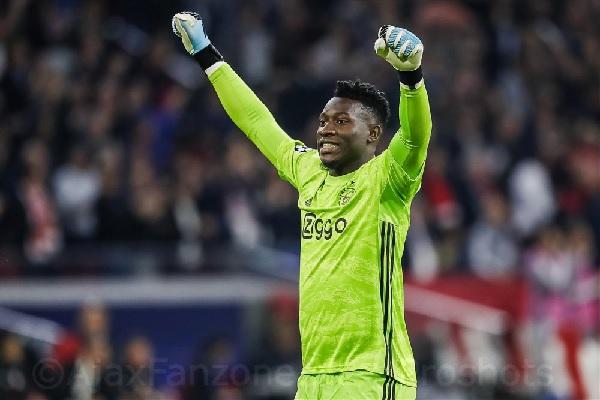 Ajax wil André Onana tot minimaal 2024 aan zich verbinden