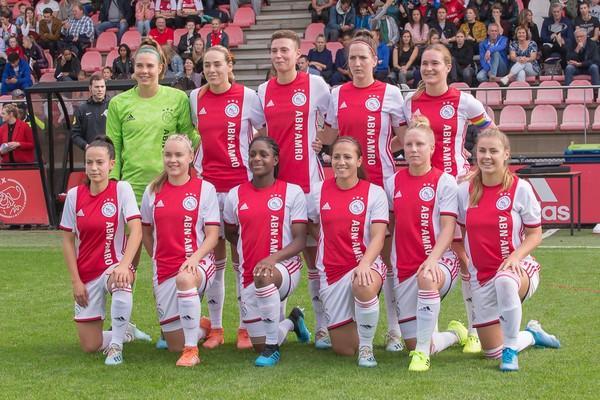 Ajax Vrouwen winnen wedstrijd in Eredivisie Cup met 0-2 van Heerenveen