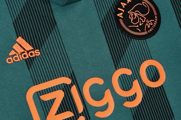 AjaxFanzone.NL 20 jaar prijsvraag: Win het Ajax uitshirt van dit seizoen!