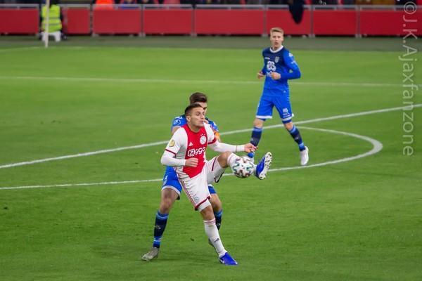 Fotoverslag Ajax - Heracles