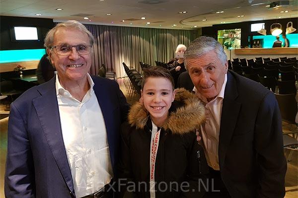 Tweede Ajax Winterfestival groot succes: Dag vol clubhistorie, docu's en interviews
