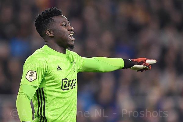 Zaakwaarnemer Onana: 'Andre staat nog altijd open voor langer verblijf bij Ajax'