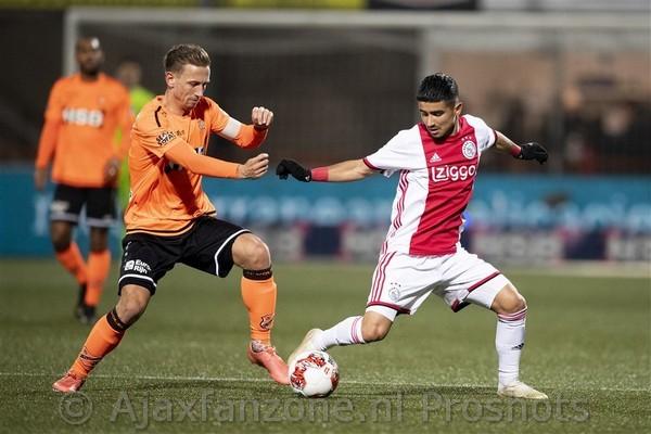 Jong Ajax onderuit bij FC Volendam: 4-0