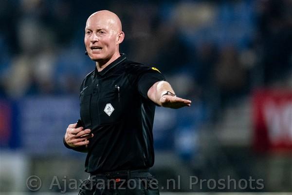 Mulder fluit Ajax - Fortuna Sittard