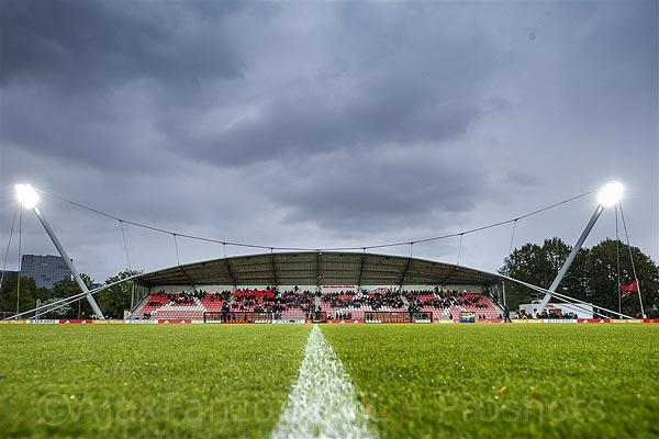 Jong Ajax pakt punt tegen NAC Breda: 1-1