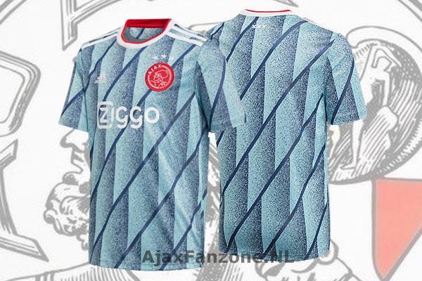 Uitslag prijsvraag: Wie wint dat fonkelnieuwe Ajax-uitshirt?