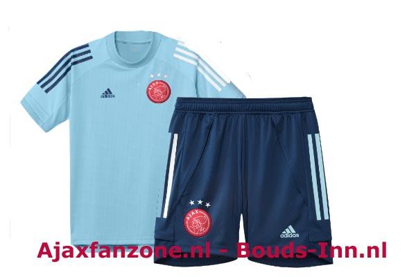 Prijsvraag: Win met één vraag een complete Ajax uit trainingsset 2020-2021