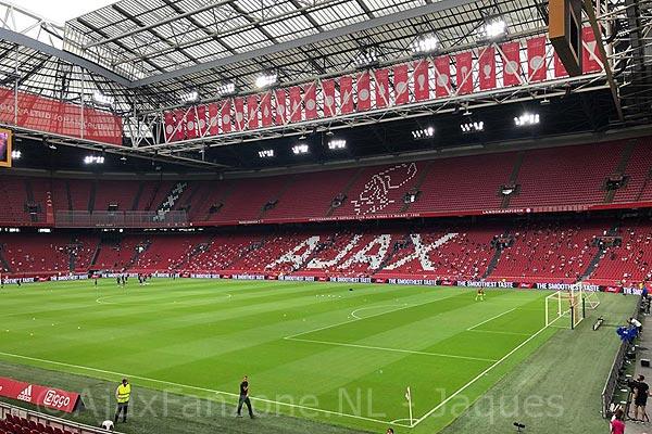 Ajax oefent op 4 augustus in ArenA tegen Leeds United; 25.000 kaarten beschikbaar