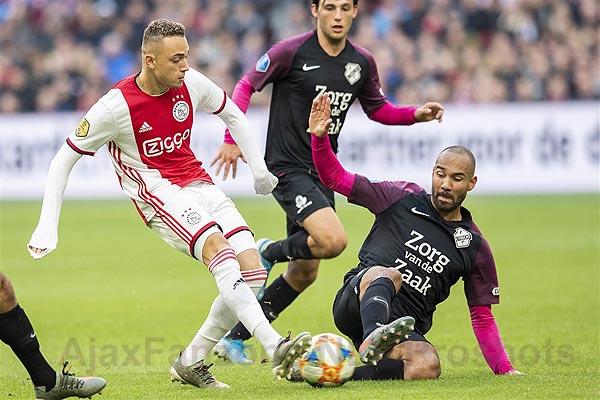 Klaiber: 'Als Utrechter ga je niet naar Ajax'