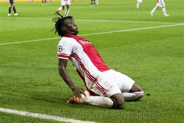 Ajax en Shakhtar Donetsk bereiken akkoord over Traoré