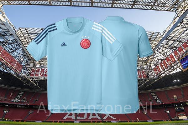 Uitslag prijsvraag: Wie wint het Ajax-uittrainingsshirt?