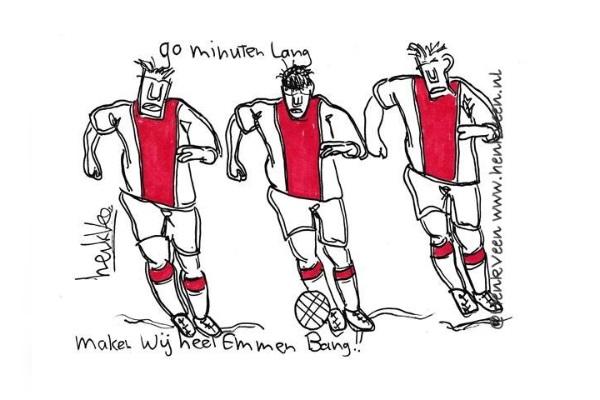 Live FC Emmen - Ajax: Al het nieuws over deze wedstrijd. Volg de wedstrijd live via ons Twitter account en win!