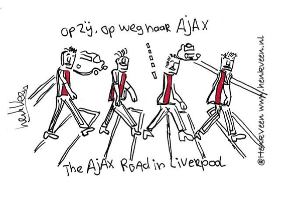 Live Liverpool - Ajax: Al het nieuws over deze wedstrijd. Volg de wedstrijd live via ons Twitter account en win!