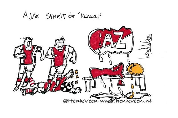 Live AZ – Ajax: Al het nieuws over deze wedstrijd. Volg de wedstrijd live via ons Twitter account en win!