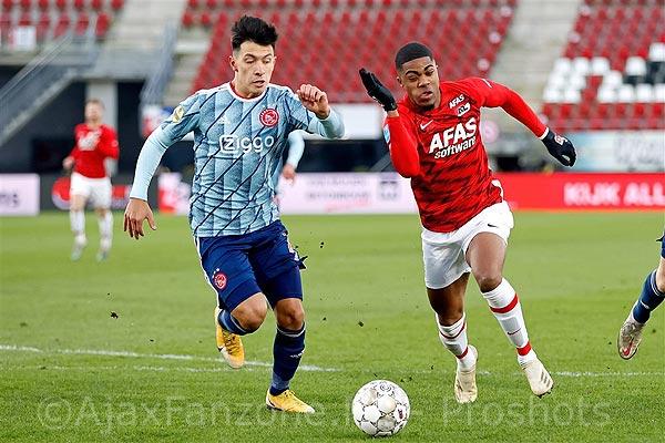 'Barcelona neemt contact op met Ajax over overname Martinez'