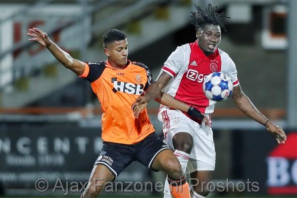 Jong Ajax in slotfase onderuit bij FC Volendam: 3-2