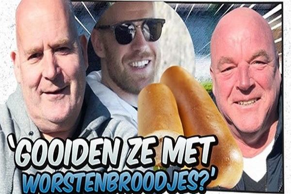 Video: Kale en Kokkie en Klaassen over een heet middagje Eindhoven