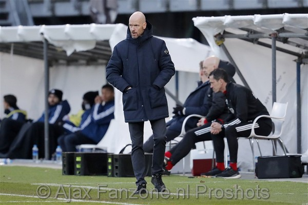 Gerucht: 'Eintracht Frankfurt aast op Ten Hag'