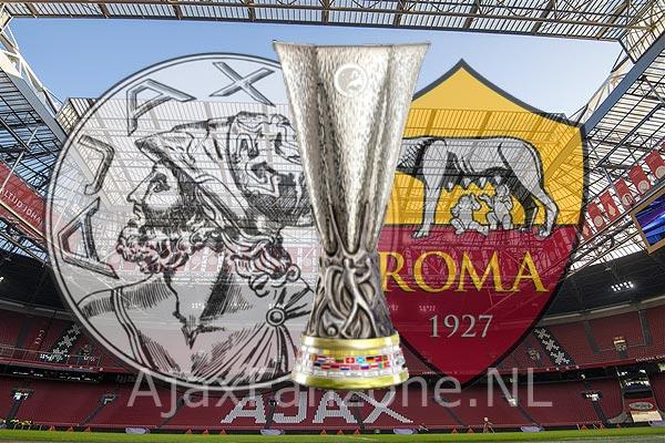 Rus Karasev fluit Europa League duel Ajax-Roma