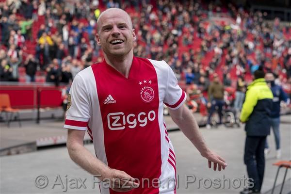 Klaassen geniet van terugkeer bij Ajax