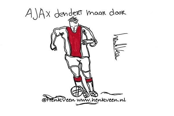 Live Ajax – VVV Venlo: Al het nieuws over deze wedstrijd. Volg de wedstrijd live via ons Twitter account en win!
