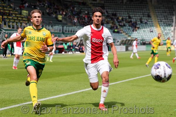 Jong Ajax verliest bij ADO: 2-0