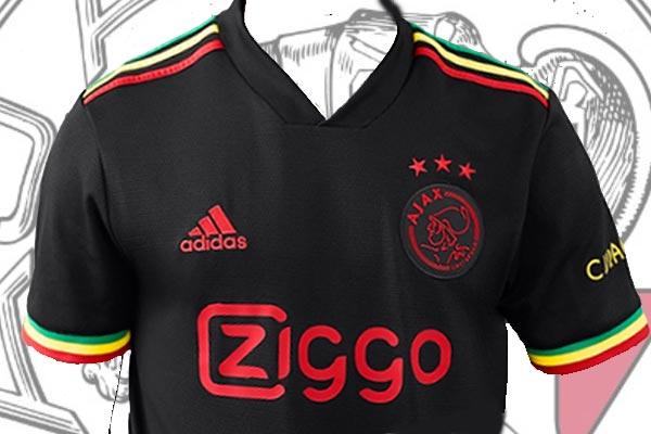 Ajax speelt zaterdag in Zwolle onder protest in Marley-shirt