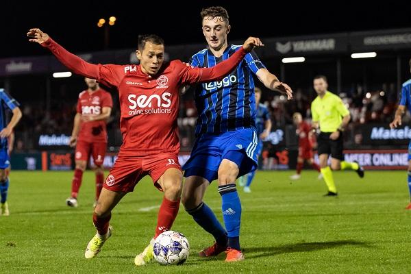 Jong Ajax verslaat Almere City: 2-4