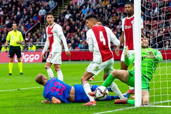 Ajax lijdt tegen FC Utrecht eerste nederlaag: 0-1