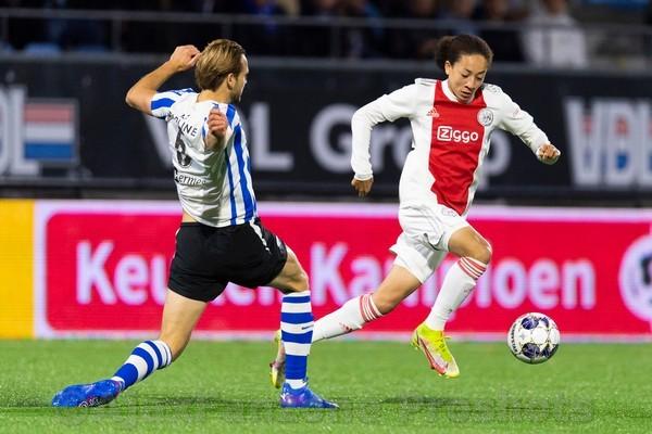Jong Ajax pakt drie punten op bezoek bij FC Eindhoven: 1-3